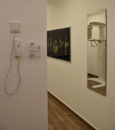 Röntgen-Eingang